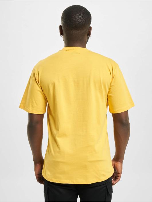 Caterpillar T-Shirty Classic zólty