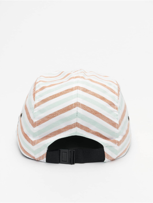 Cayler & Sons 5 Panel Caps CL Inside Printed Stripes 5 Panel valkoinen