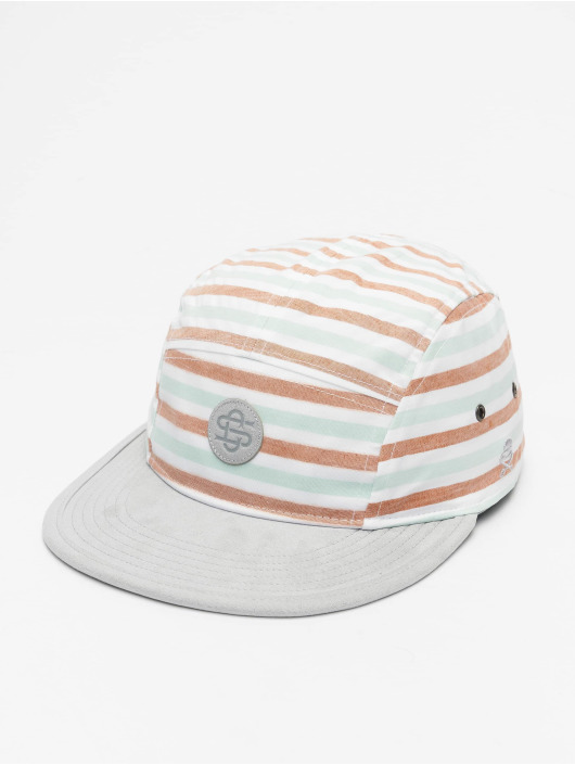 Cayler & Sons 5 Panel Caps CL Inside Printed Stripes 5 Panel weiß