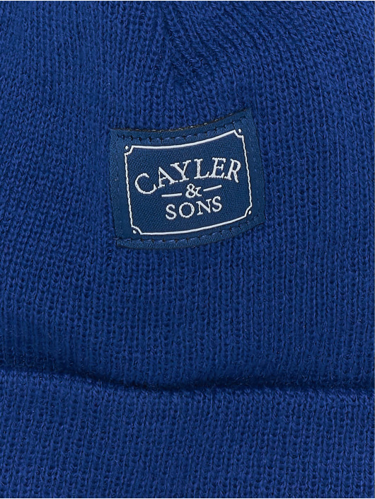 Cayler & Sons Beanie WL MD$ blau