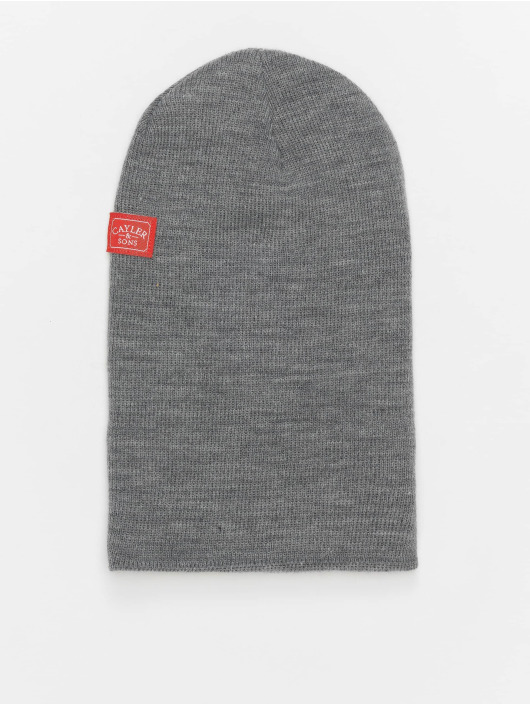 Cayler & Sons Beanie Wl Savings grå