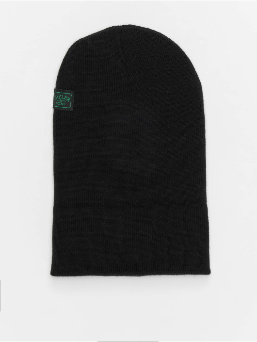 Cayler & Sons Beanie Wl King Lines nero