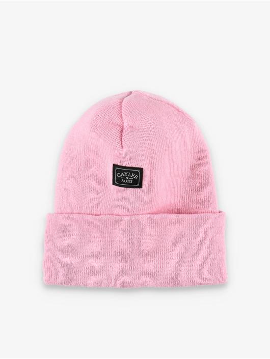 Cayler & Sons Beanie WL Munchel pink