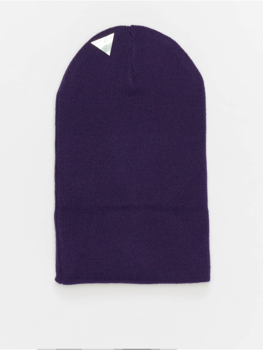 Cayler & Sons Beanie Blackletter Old Schol purple