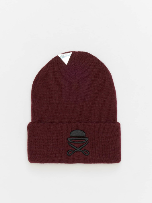 Cayler & Sons Beanie Pa Icon Old School röd