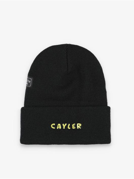 Cayler & Sons Beanie WL Big Lines zwart