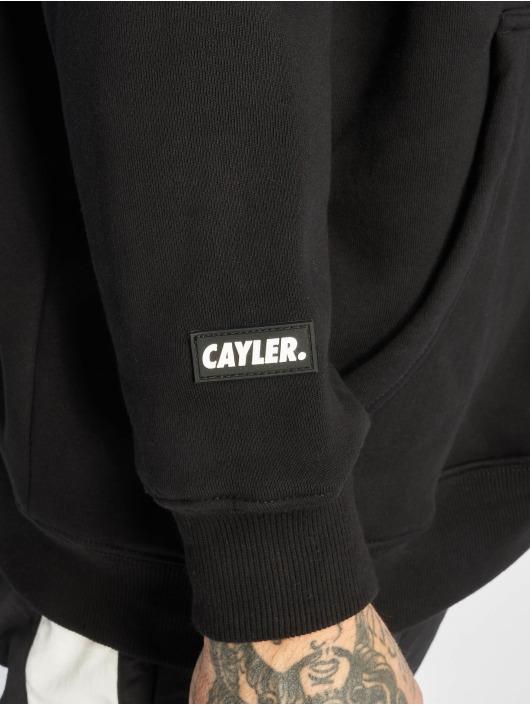 Cayler & Sons Bluzy z kapturem Enemies Box czarny