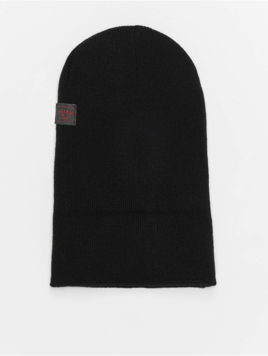 Cayler & Sons Bonnet Wl Royal noir