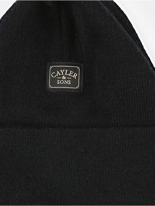 Cayler & Sons Bonnet WL Rich Voyag noir