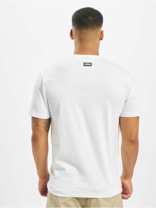Cayler & Sons Camiseta King Compton blanco