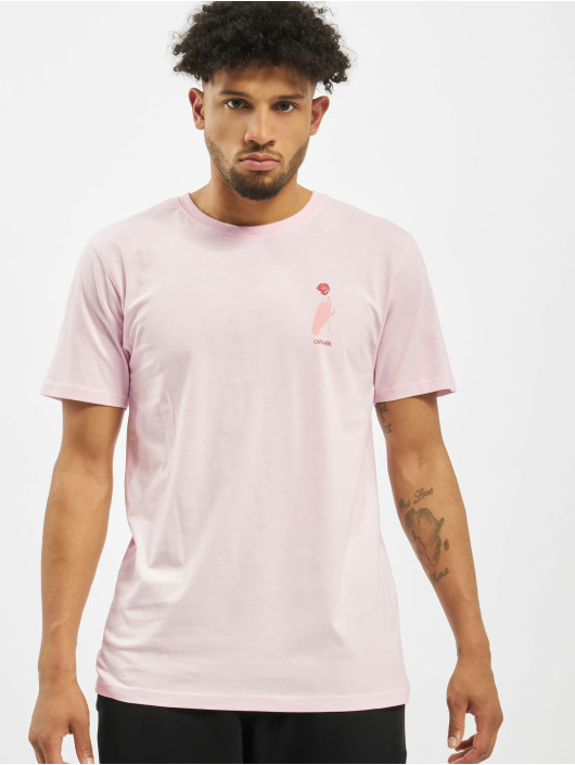 Cayler & Sons Camiseta WL Love Me Not Pale fucsia