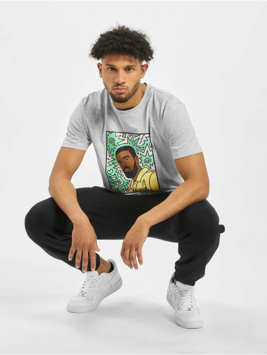 Cayler & Sons Camiseta WL Northern Lines gris