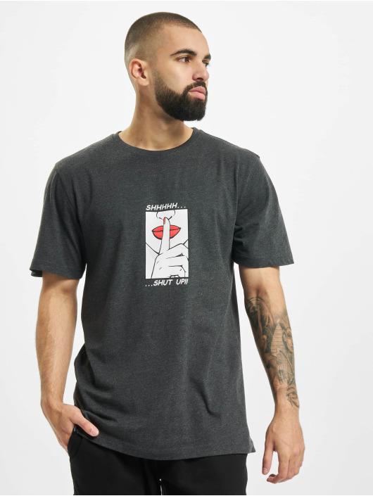 Cayler & Sons Camiseta Wl Shhhh Tee gris
