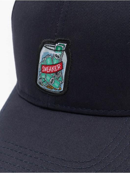 Cayler & Sons Casquette Snapback & Strapback WL Savings Curved bleu