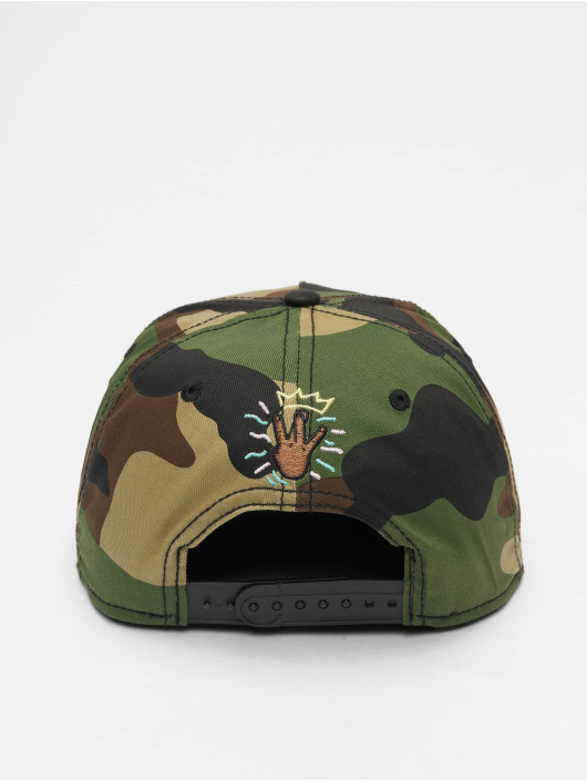 Cayler & Sons Casquette Snapback & Strapback Wl King Lines camouflage