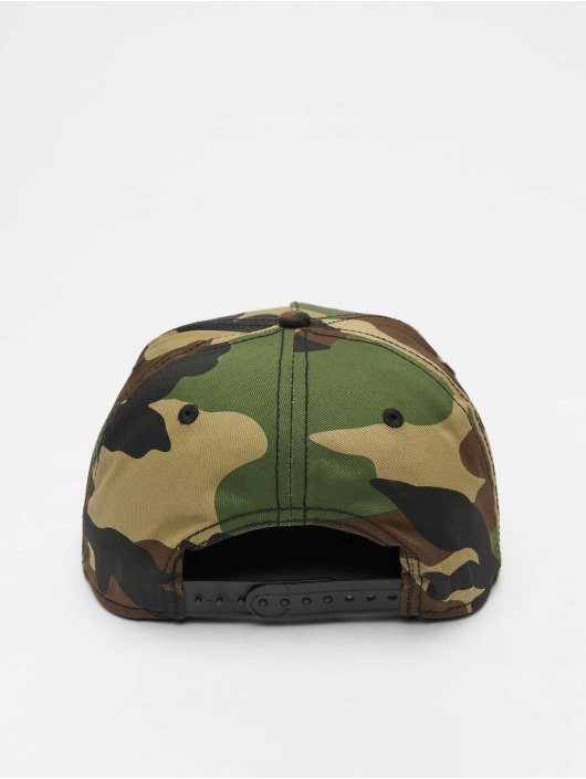 Cayler & Sons Casquette Snapback & Strapback Cl Serpent camouflage
