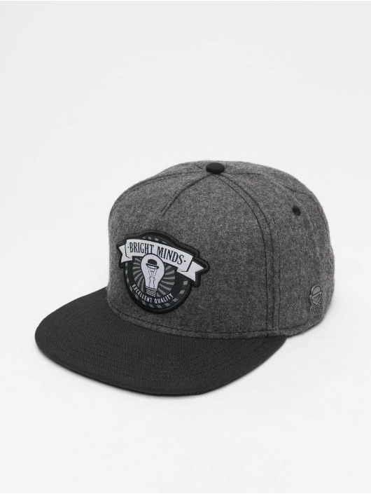 Cayler & Sons Casquette Snapback & Strapback Cl Bright gris