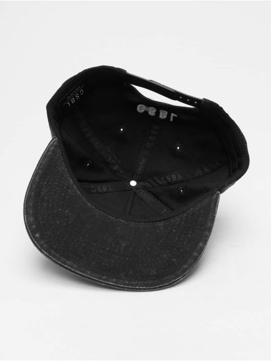Cayler & Sons Casquette Snapback & Strapback Rtn noir