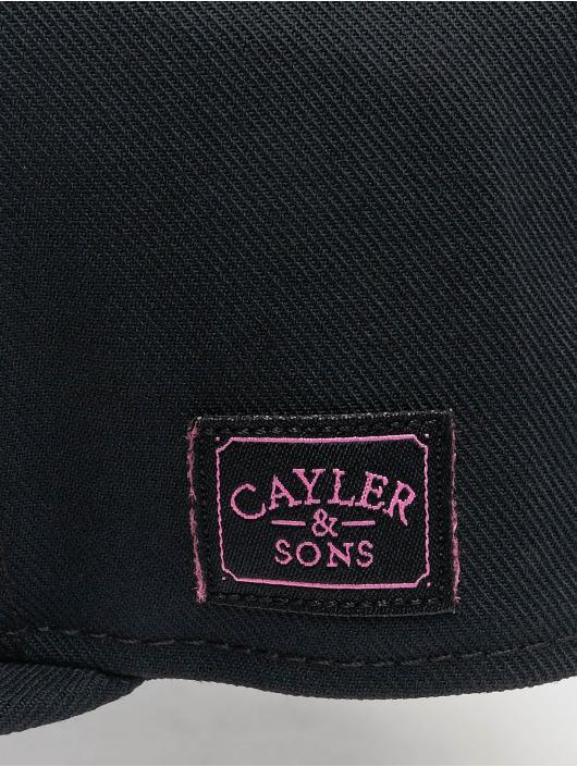 Cayler & Sons Casquette Snapback & Strapback Wl Trust Lights noir