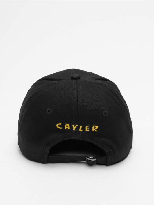 Cayler & Sons Casquette Snapback & Strapback WL Low Lines Curved noir