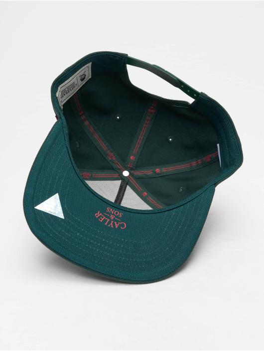 Cayler & Sons Casquette Snapback & Strapback Wl Royal vert