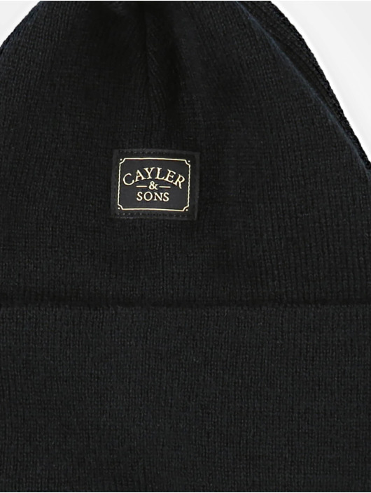 Cayler & Sons Czapki WL Rich Voyag czarny
