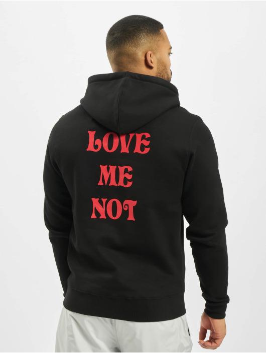 Cayler & Sons Felpa con cappuccio WL Love Me Not nero