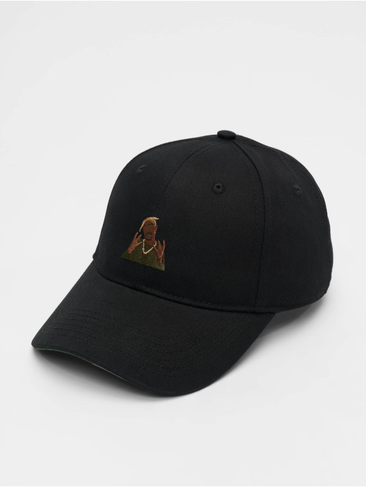 Cayler & Sons Flexfitted Cap WI 2pac Rollin black