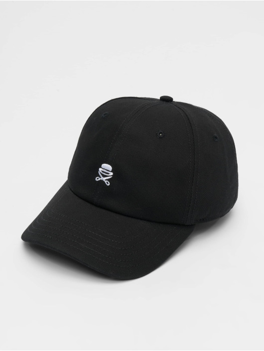 Cayler & Sons Flexfitted Cap PA Small Icon czarny