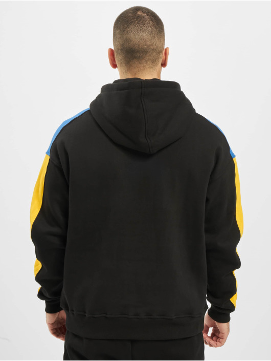 Cayler & Sons Hoodie Mountain Box Half Zip black