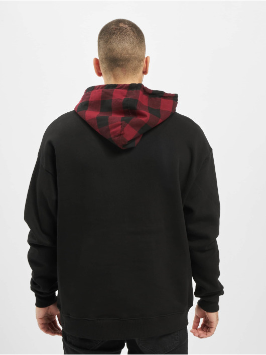 Cayler & Sons Hoodie Pinion Check Box black