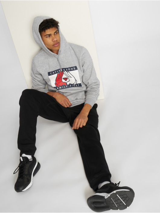 Cayler & Sons Hoodie C&s Wl First gray