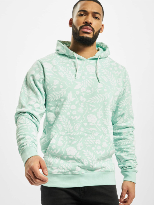 Cayler & Sons Hoodie WL Leaves N Wires green
