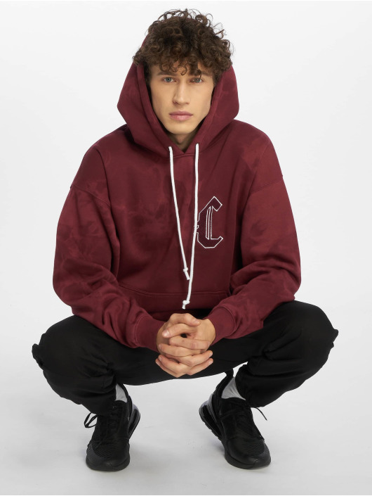 Cayler & Sons Hoodie Blackletter Box red
