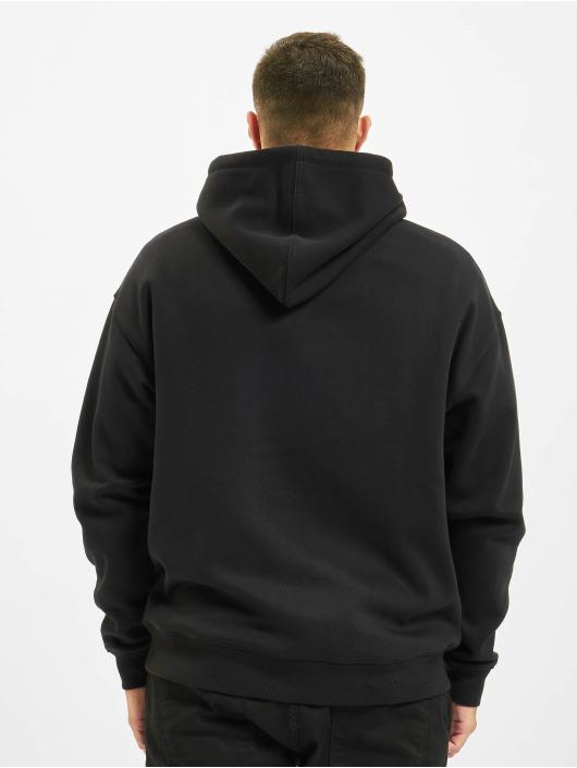 Cayler & Sons Hoodies con zip BL Attach nero