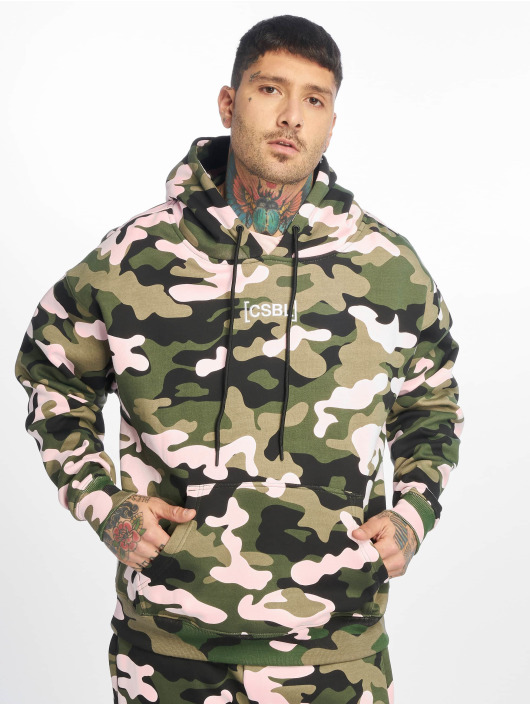 Cayler & Sons Hoody Brackets Box camouflage