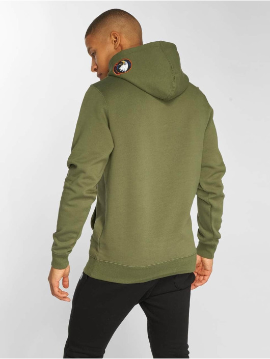 Cayler & Sons Hoody CSBL Patched olive