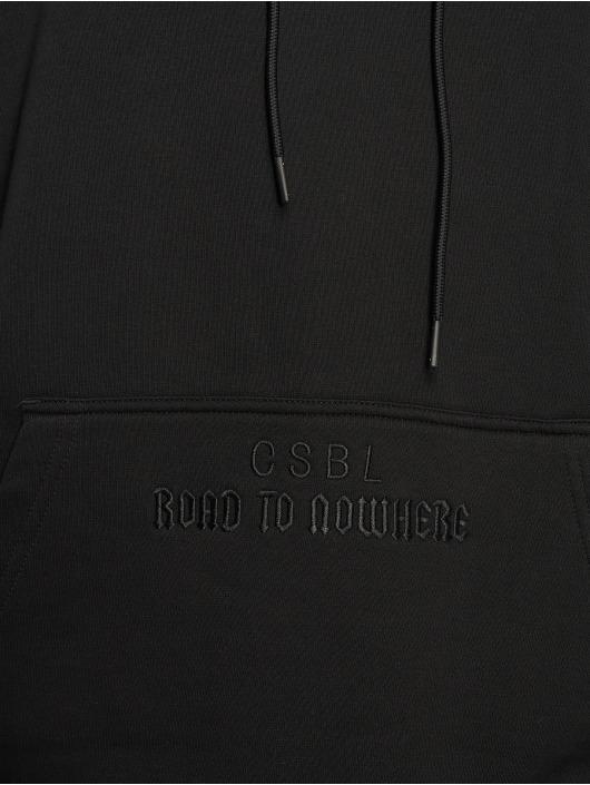 Cayler & Sons Hoody Framed Box Raglan zwart