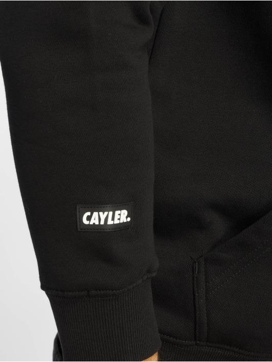 Cayler & Sons Hoody Wl King Lines zwart