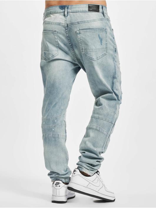 Cayler & Sons Jeans ajustado Paneled Denim Pants azul