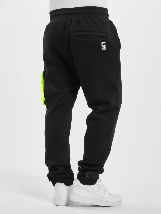 Cayler & Sons Jogging kalhoty BL Attach čern