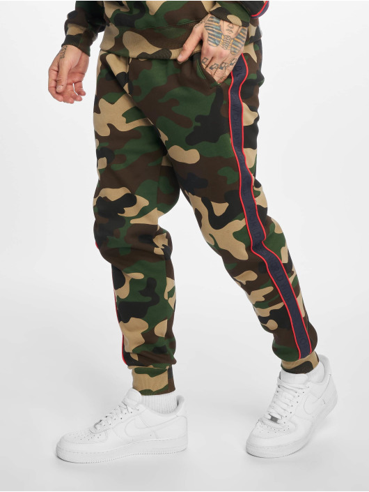 Cayler & Sons joggingbroek Sweat camouflage