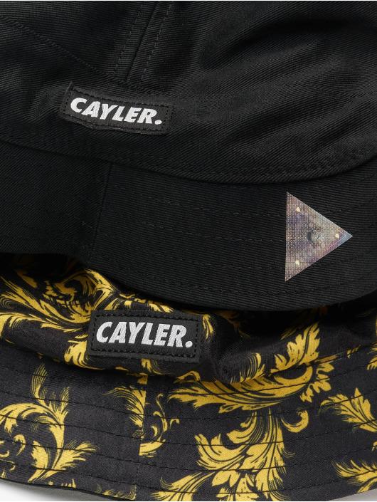 Cayler & Sons Kapelusze WL Royal Leaves czarny