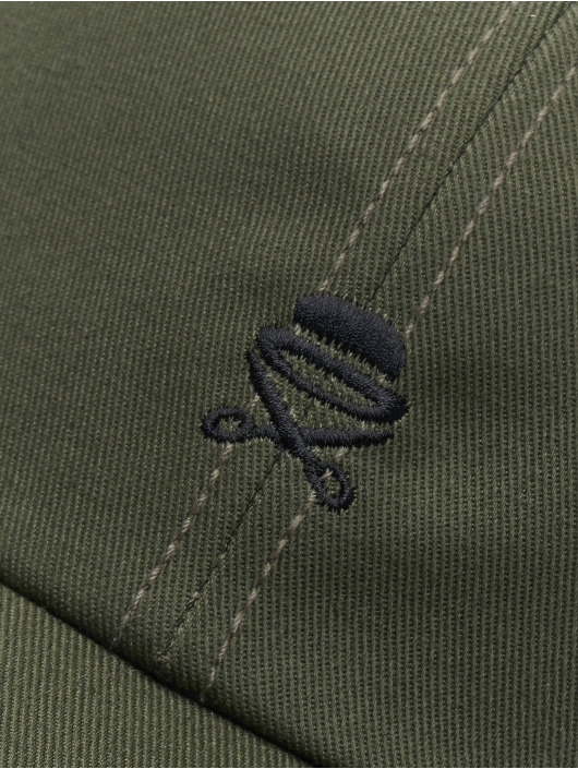 Cayler & Sons Lastebilsjåfør- / flexfitted caps PA Small Icon oliven
