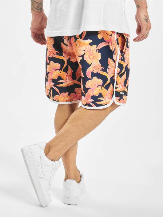 Cayler & Sons Pantalón cortos Trop Cher Micro Fibre azul