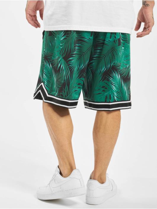 Cayler & Sons Pantalón cortos Palm Leafs negro