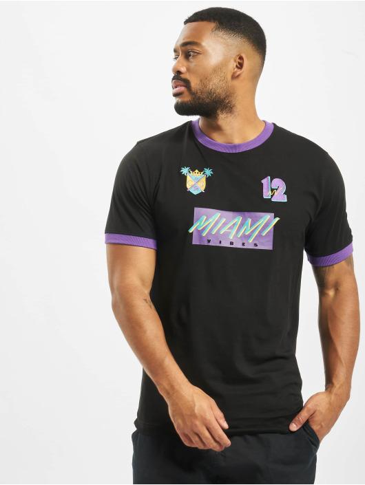 Cayler & Sons Poloshirt Miami Vibes Polo schwarz