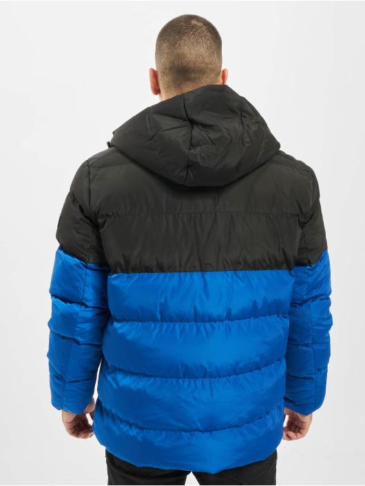 Cayler & Sons Puffer Jacket WL Statement Pocket blue