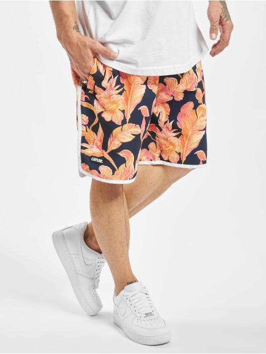 Cayler & Sons shorts Trop Cher Micro Fibre blauw