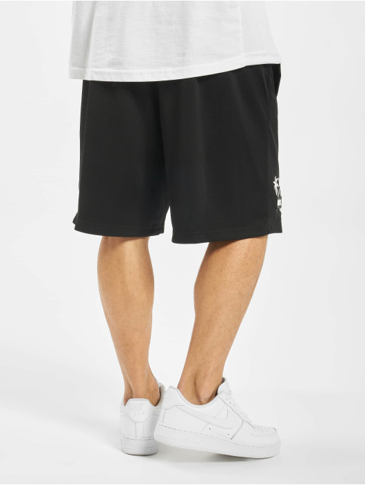 Cayler & Sons shorts Statement Palms Mesh zwart